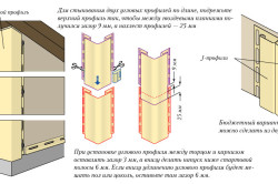 Схема определения длины углов
