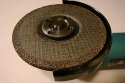 Обрезной диск для болгарки