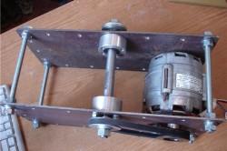 Электромотор для самодельной циркулярки
