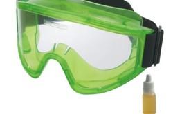 Защитные очки для работы болгаркой