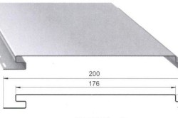 Размеры листа металлического сайдинга