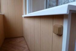 Обшивка дома пластиковыми панелями
