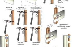 Правила монтажа крепления виниловых панелей